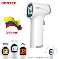 Digital LCD Infrarot Fieber Stirnthermometer Kontaktloses Baby Erwachsene CE