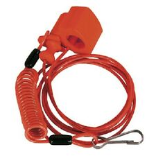 Tusk Power Pull Tether Kill Switch Motorcycle ATV Cut Off Red 1093920002