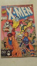 X-Men #1 October 1991 Marvel Comics Colossus Gambit Rogue Legend Reborn