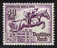 Deutsches Reich 616 postfrisch, geprüft Schlegel BPP, Mi. 45,-