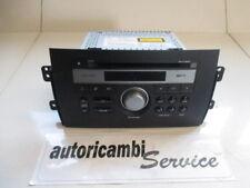 FIAT SEDICI 1.6 BENZ 5P 5M 88KW (2010) RICAMBIO RADIO AUTORADIO (NON FORNIAMO CO