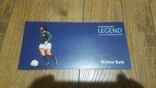 Ulster Bank George Best Legend Collector £5 Five Pound Note Fiver Holder Wallet