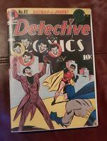 Detective Comics # 62 Golden Age Replica Edition ☆☆☆☆  The Joker