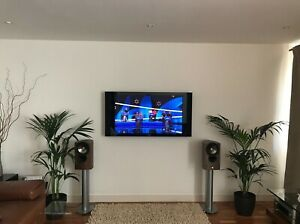 """Pioneer Plasma 43"""" PDP-436XDE + speakers - great picture, very good condition"""