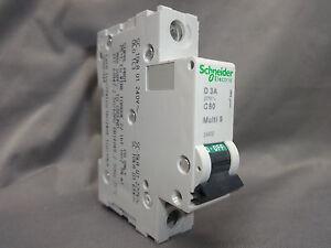 Schneider M9F43115 15A 277V C60 bp single pole NO BOX UNUSED NEW