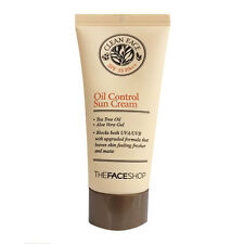[USPS Shipping] THE FACE SHOP Clean Face Oil Free Sun Cream 50ml SPF35