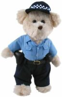TIC TOC TEDDY CONSTABLE CARRUTHERS THE POLICE BEAR