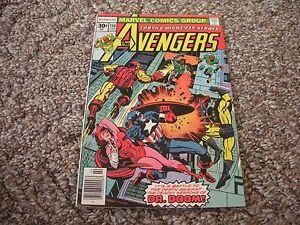 Avengers (1963 1st Series) #156 Marvel Comics VF+