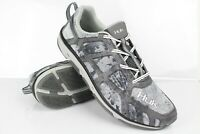 Huk Men's Attack Subphantis Camo Attack Fishing Shoes Size 11.5 Print Gray