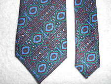 TURNBULL & ASSER PAISLEY SILK TIE HAND SEWN EXQUISITE FROM ENGLAND.!