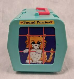 1995 Galoob Pound Puppies Pur-r-ries Gym/Gold Medal Playset NO PETS