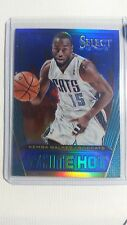 KEMBA WALKER 2013-14 PANINI SELECT WHITE HOT BLUE REFRACTOR PRIZM #D 03/49