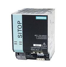 SIEMENS SITOP MODULAR 10A 1/2 ph 6EP1334-3BA00 STROMVERSORGUNG POWER SUPPLY