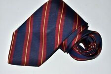 Men's Brooks Brothers Blue  Silk Neck Tie made in USA