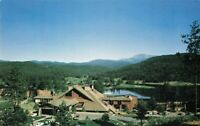 Postcard Inn of the Mountain Gods Mescalero New Mexico