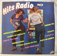 "33T LOVE AND MUSIC Vinyl LP 12"" HITS RADIO Vol 9 Flipper Pin Up SYSTEM DISCO 622"
