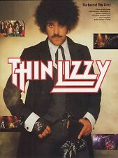 The Best Of Thin Lizzy Guitar TAB Sheet Music Book PLAY ROCK SARAH JAILBREAK HIT