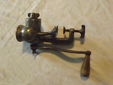 VINTAGE KITCHEN 1906 SARGENT & CO TABLE MOUNT GEM FOOD CHOPPER