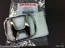 Genuine OEM Honda Accord 4Dr Sedan Front Grille H Emblem 2003-2007