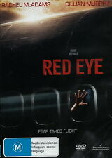 Red Eye - Action / Suspense Thriller - Rachael McAdams, Cillian Murphy - NEW DVD
