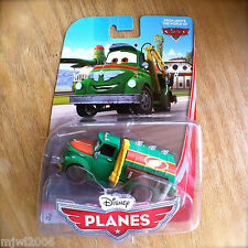Disney Planes CHUG fuel truck tanker PREMIUM diecast From Above The World Cars