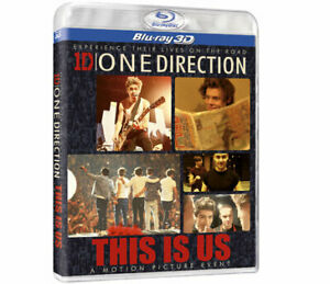 One Direction - This Is Us (Blu-Ray 3D + Blu-Ray) BD259650 SONY PICTURES
