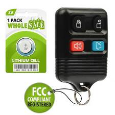 Replacement For 2006 2007 2008 2009 2010 Ford Focus Key Fob Remote
