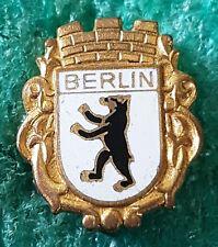 BERLIN HERB TOWN GERMANY OLD PIN BADGE HONORARY