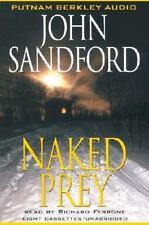 Naked Prey  Lucas Davenport Mysteries  2003 by Sandford, John 0399150684
