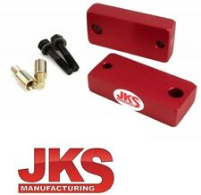 "JKS 1"" Budget Motor Mount Lift 97-06 Jeep Wrangler TJ LJ 8100"