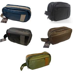 TOILETRY BAG - WASH BAG - TRAVEL BAG - GROOMING BAG - COSMETIC BAG - CASE