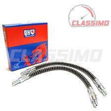 Front Brake Flexi Hose Pair (disc brakes) for TRIUMPH SPITFIRE - 1962-1980 - QH