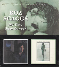BOZ SCAGGS - my time / slow dancer CD