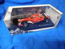 M.Schumacher 1:18 GP Bahrain 2005 Black Nose Pope Nose Ferrari F2005 in OVP