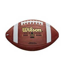 Wilson Tds Traditional High School Pattern Football