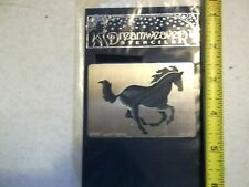 Dreamweaver Metal Stencil Horse LM167 Lynell Harlow Stenciling Craftwork