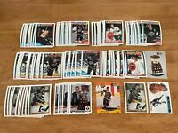LL) Lot of  91 WAYNE GRETZKY Hockey Cards TOPPS SCORE KINGS HOF HUGE++