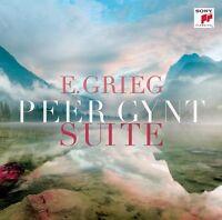 ANDREW DAVIS/EUGENE ORMANDY - EDVARD GRIEG-PEER GYNT SUITE  CD  15 TRACKS  NEW+