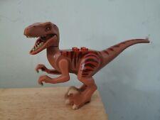 Genuine Lego Raptor Dinosaur Jurassic World Minifig JW