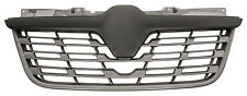 Renault Master 2014-Front Grille Silver