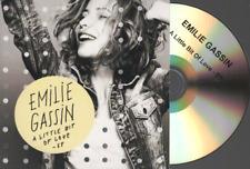 Emilie Gassin A Little Bit Of Love EP Cd Promo