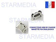 Connecteur micro USB  charge 5 pins pour manette Playstation dualshock PS4 (59C)