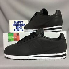 Nike Cortez Classic SE UK11 902801-001 Anniversary XLV EUR46 US12 3M leather og