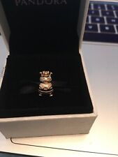New Retired Authentic 14K Gold Queen Bee Bead - 750432- ALE/ 585- RARE