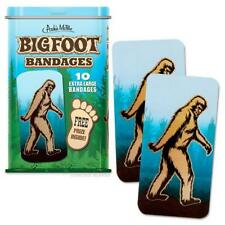 Bigfoot Self Adhesive Latex-free Bandages in Collectible Tin!