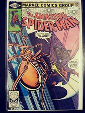 AMAZING SPIDER-MAN 213 VG/FINE 1980 PA2-200