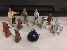 Star Wars Purchase Of The Droids 10 Fig Lot Kenner POTF All Figs Good Condition
