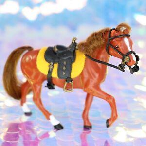 Grand Champions Mini Horse Collection Akhal-Teke Stallion Western #50063 BJ925