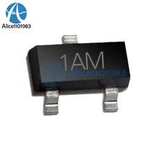 100PCS  40V 200mA MMBT3904 SOT-23 2N3904 SMD NPN Transistor