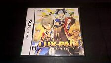 Lux Pain Nintendo DS Japanese Game New